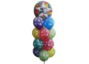 Singing Helium Balloons Perth