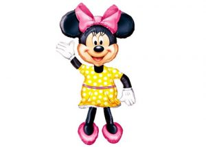 Minnie Mouse Airwalker Balloon