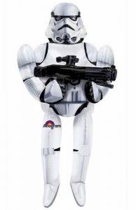 Star Wars Storm Trooper Airwalker Balloons