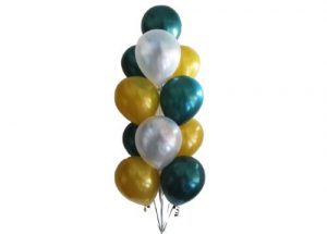 13 Helium Balloon Arrangement