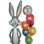 Bugs Bunny 30th Balloons