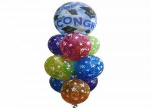 Graduate Congratulations Balloon Bouquet