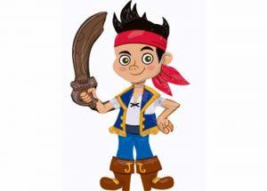 Jake Pirate Airwalker