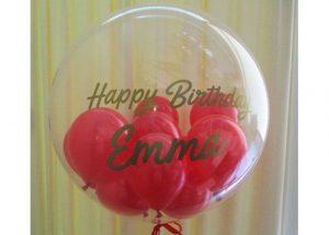 Custom Name Balloons