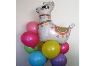 Lovely Llama Balloon Bouquet