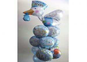 Ultimate Baby Joy Balloon Bouquet