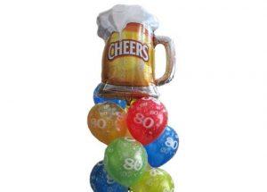 Beer Cheers Balloon Bouquet